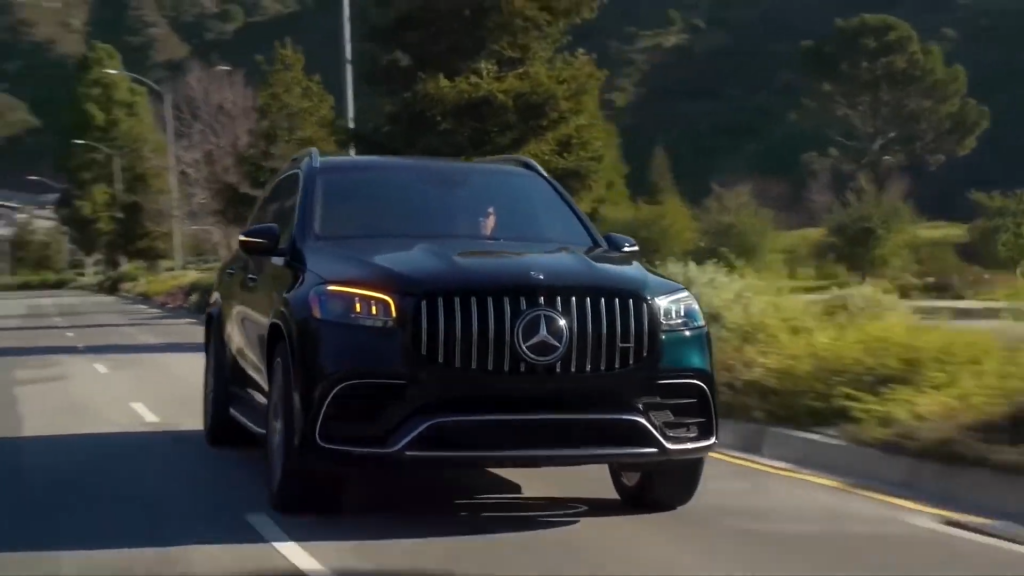 10 New Perfect Family SUV in 2021 mercedes GLS 63 autojournalism.com 2