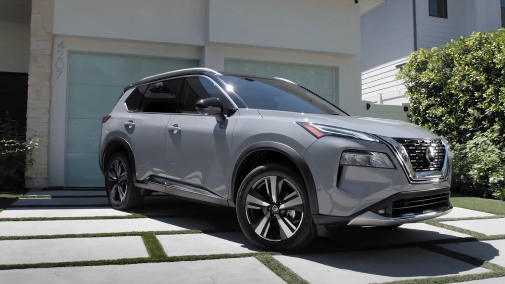 10 New Perfect Family SUV in 2021 nissan rogue Autojournalism.com 2