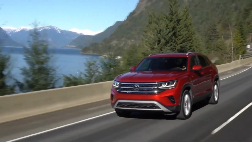 10 New Perfect Family SUV in 2021 volkswagen atlas Autojournalism.com 1