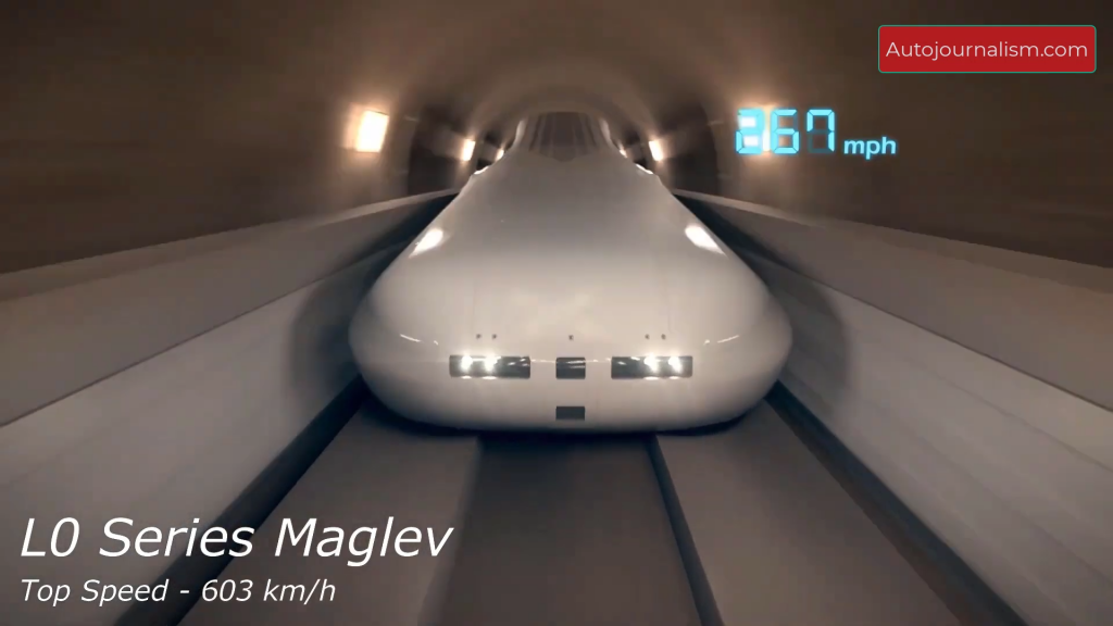 Top 7 Fastest Trains in the World High Speed Trains Names List Top Speed Autojournalism.com 10