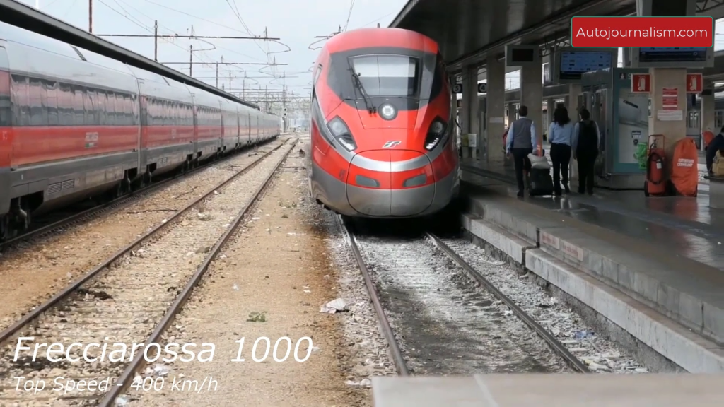 Top 7 Fastest Trains in the World High Speed Trains Names List Top Speed Autojournalism.com 2
