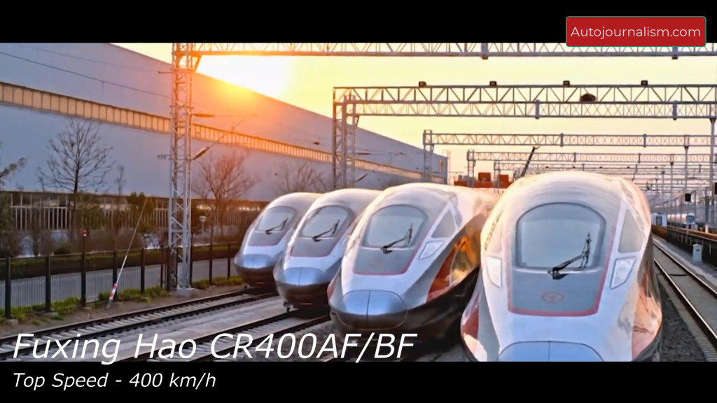 Top 7 Fastest Trains in the World High Speed Trains Names List Top Speed Autojournalism.com 3
