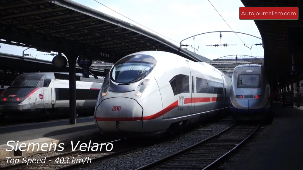 Top 7 Fastest Trains in the World High Speed Trains Names List Top Speed Autojournalism.com 4