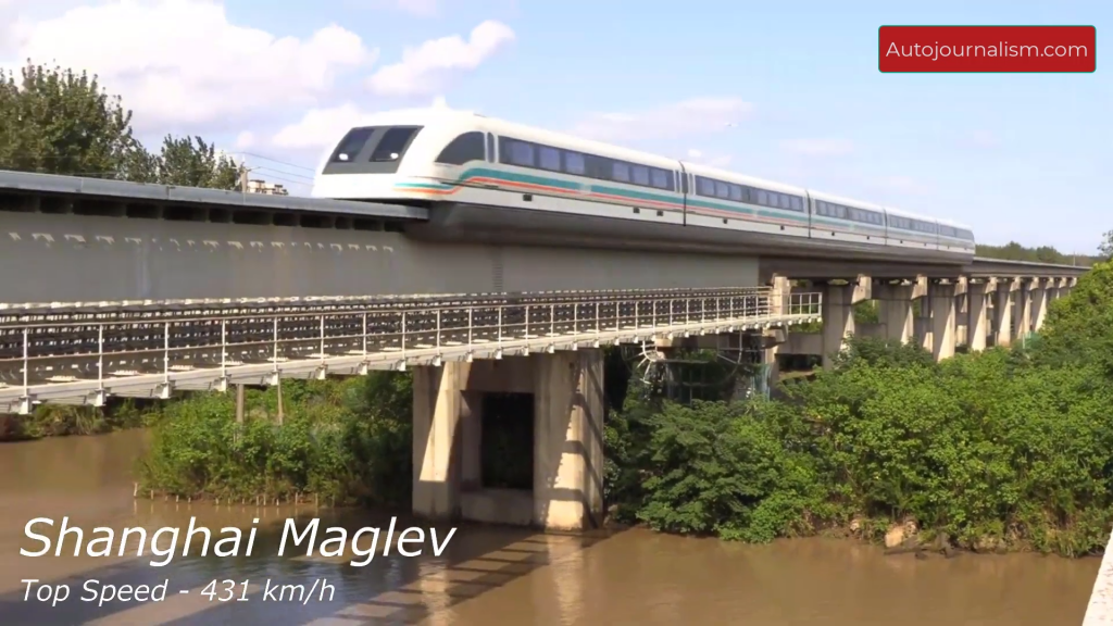 Top 7 Fastest Trains in the World High Speed Trains Names List Top Speed Autojournalism.com 5