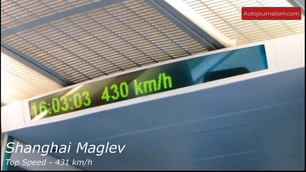 Top 7 Fastest Trains in the World High Speed Trains Names List Top Speed Autojournalism.com 6