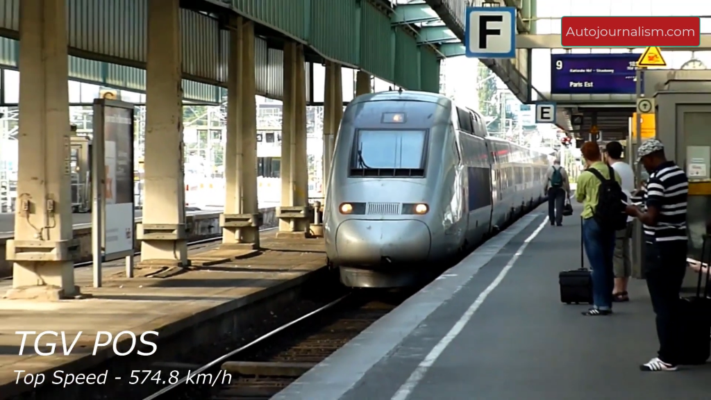 Top 7 Fastest Trains in the World High Speed Trains Names List Top Speed Autojournalism.com 8