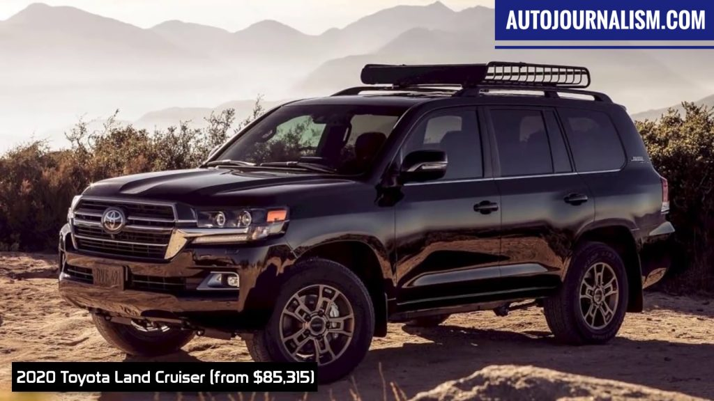 Top 8 Best SUV in The World Autojournalism 15