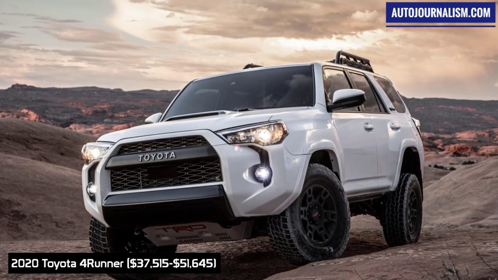 Top 8 Best SUV in The World Autojournalism 5