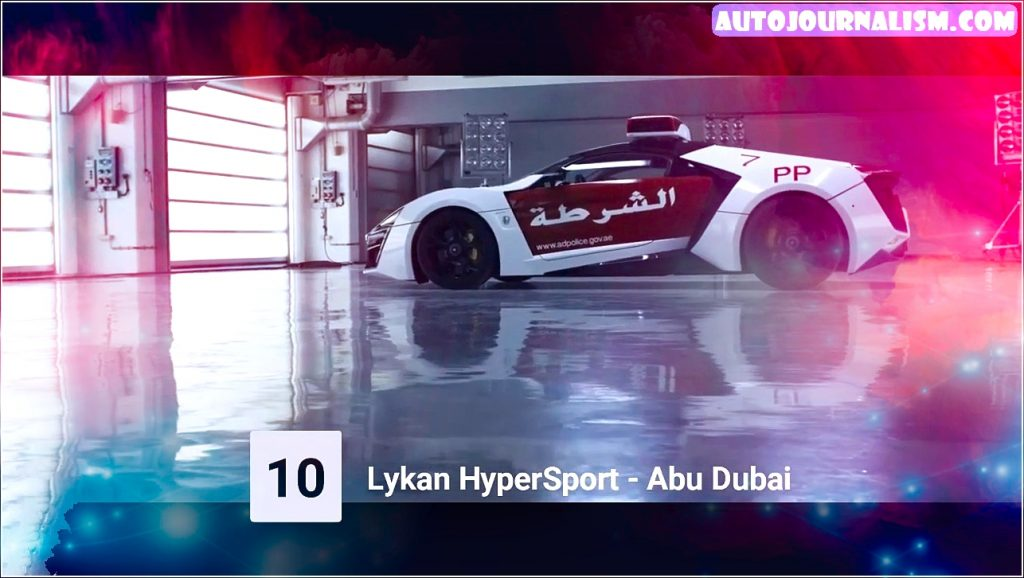 Top 10 Coolest Police Cars in the World 3 scaled