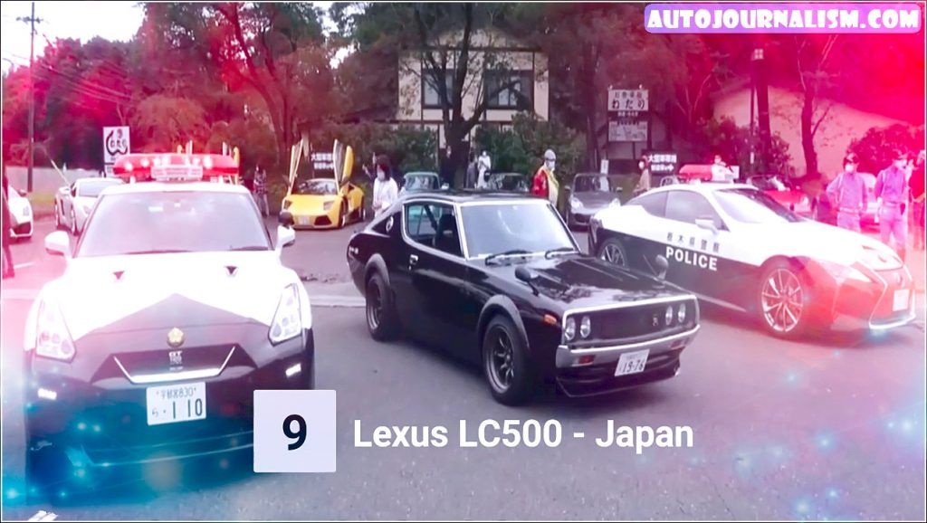 Top 10 Coolest Police Cars in the World 4 scaled