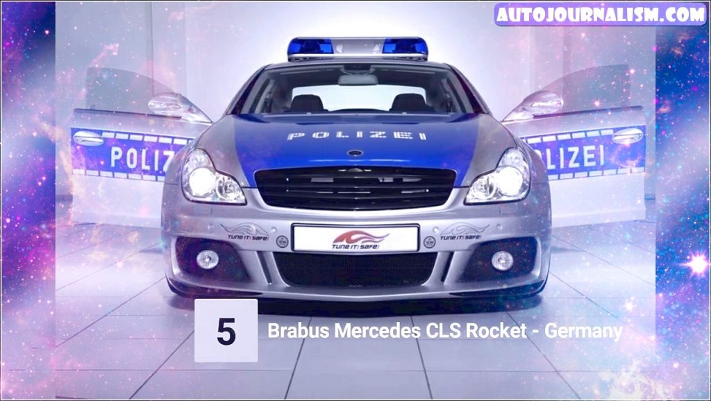 Top 10 Coolest Police Cars in the World 8 scaled