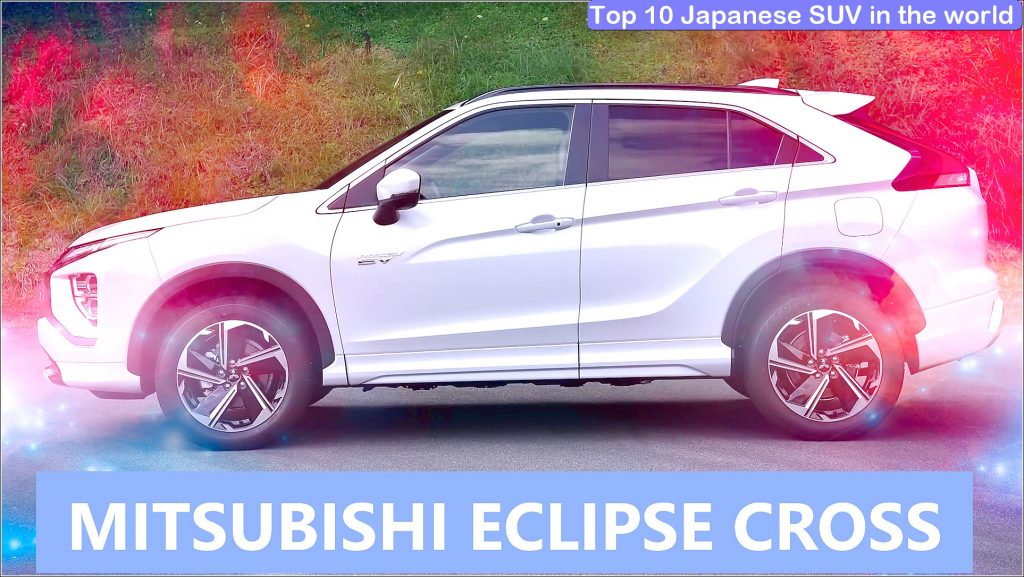 Top 10 Japanese SUV in the world 2 scaled