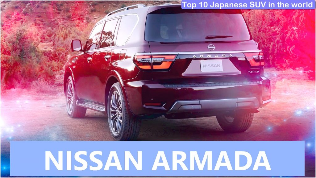 Top 10 Japanese SUV in the world 3 scaled