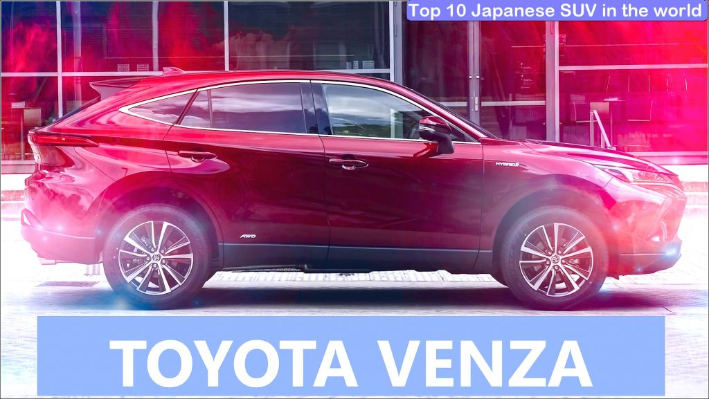 Top 10 Japanese SUV in the world 4 scaled