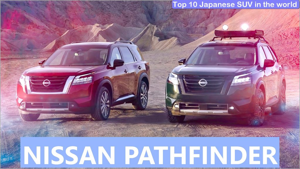 Top 10 Japanese SUV in the world 7 scaled