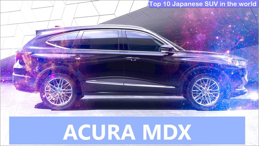 Top 10 Japanese SUV in the world