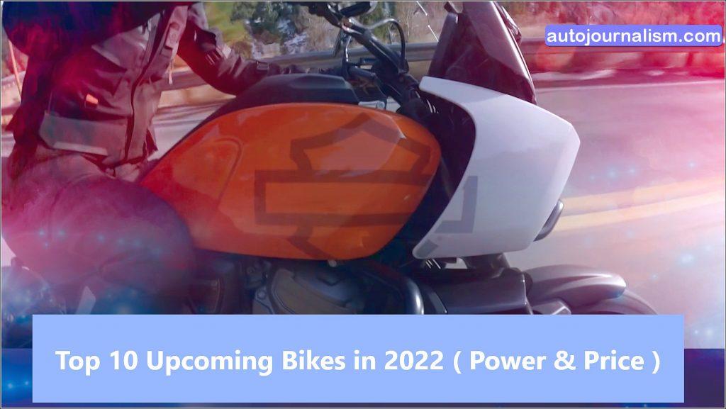 Top 10 Upcoming Bikes in 2022