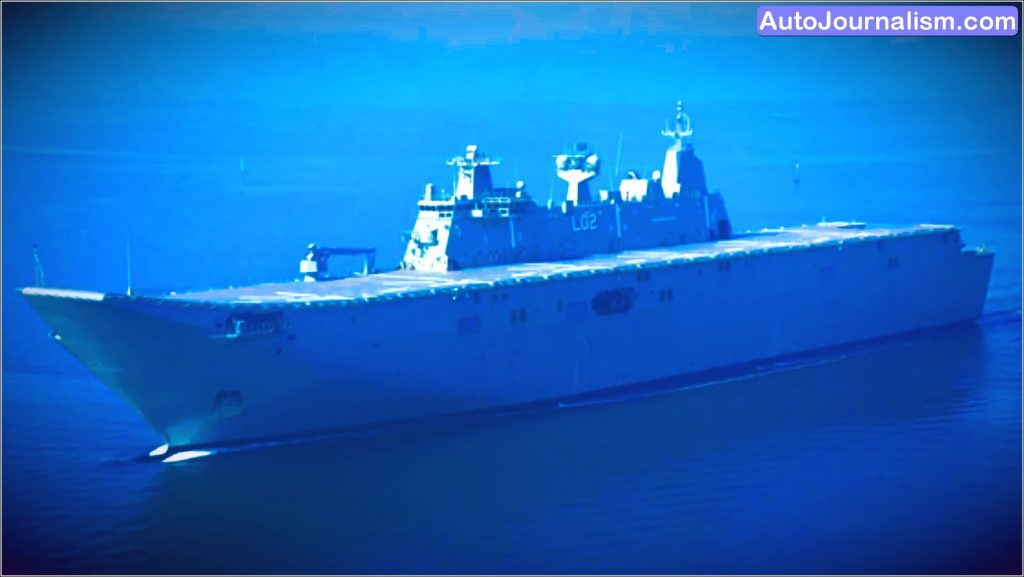 Top 10 Amphibious Assault Ships in the World