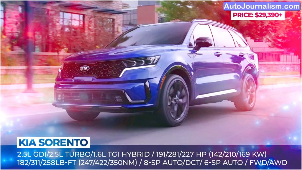 Top 10 7 seater SUV in the world