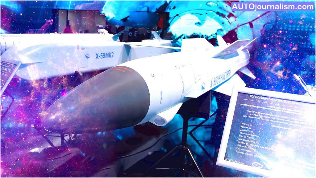 Top 10 Best Air to Surface Missiles in the world Rank List 1