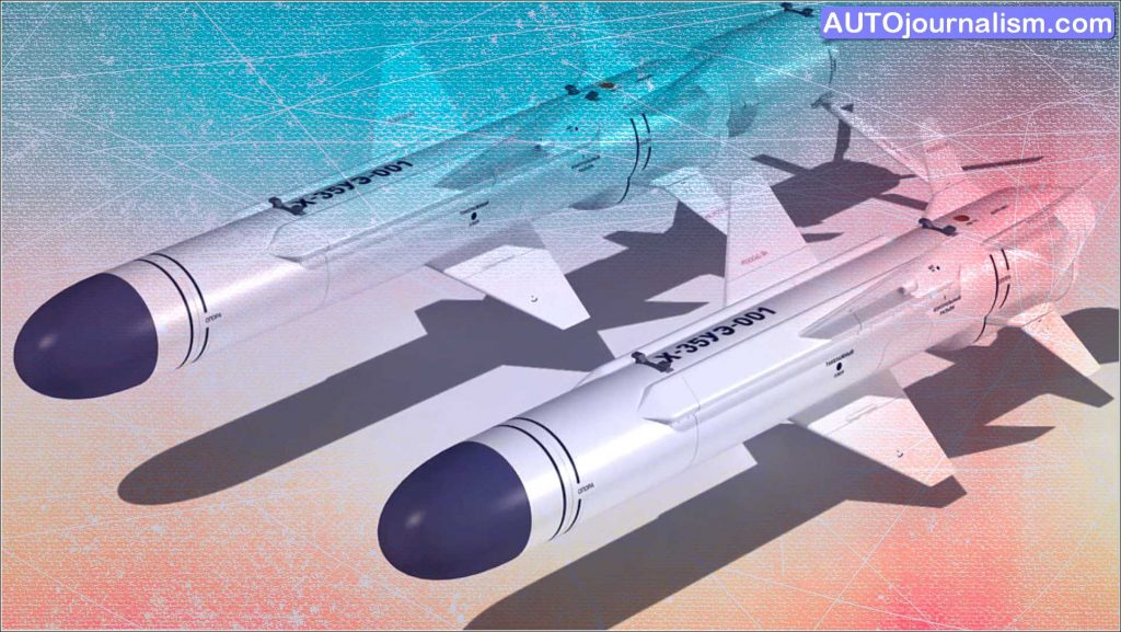 Top 10 Best Air to Surface Missiles in the world Rank List 9
