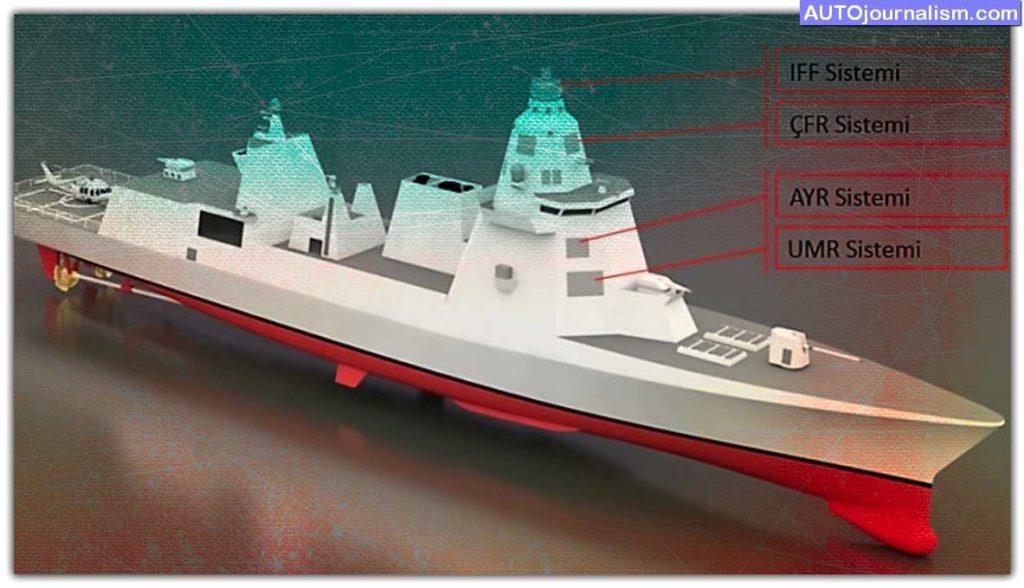 Top 10 Best Destroyer Battleship in the world 10
