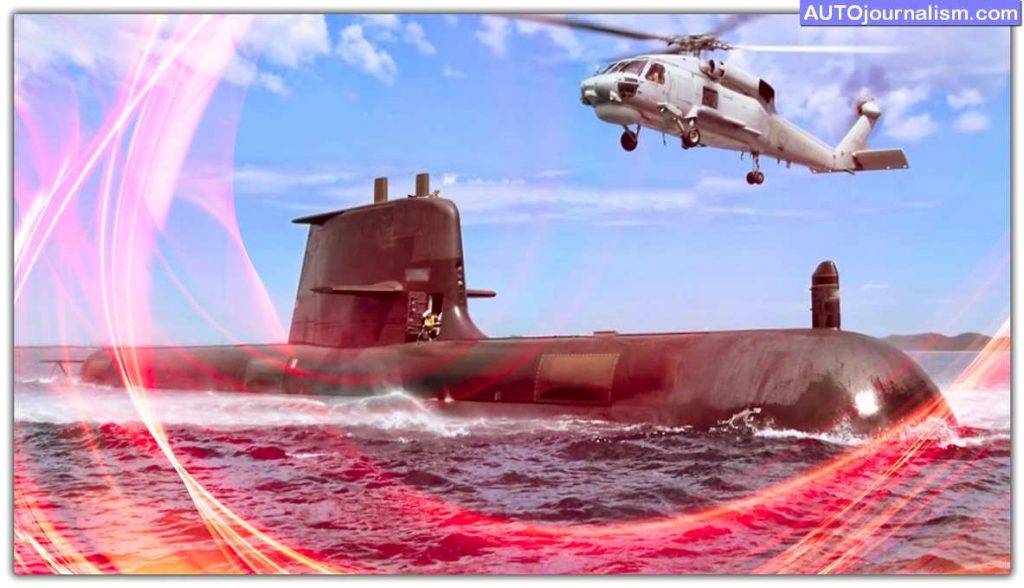 Top 10 Best Stealth Submarines in the World 10