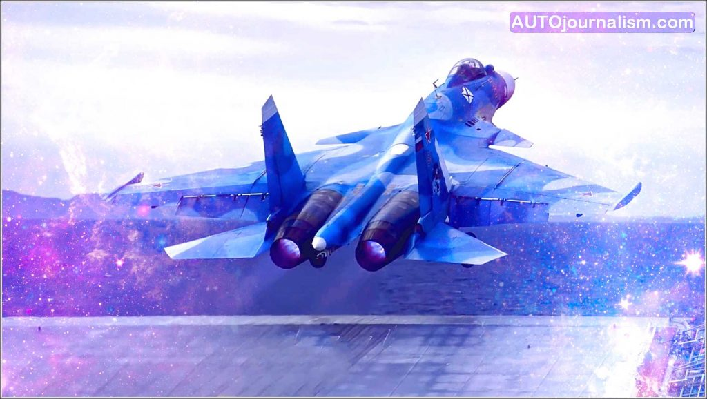 Top 10 Best Sukhoi Fighter Jets in the World 3