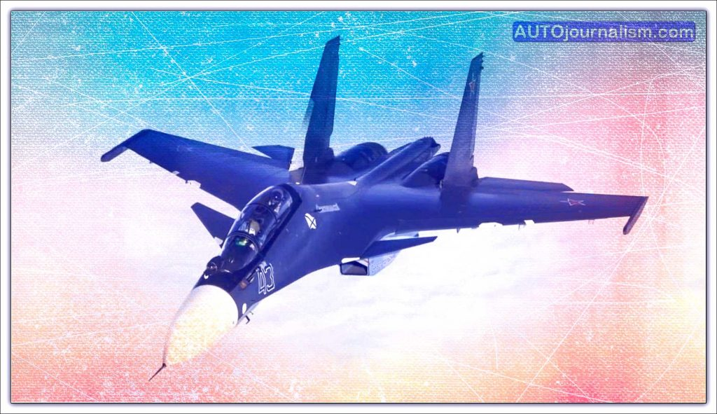 Top 10 Best Sukhoi Fighter Jets in the World 6