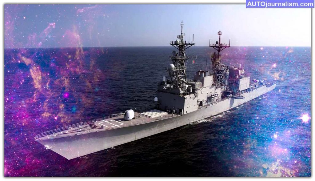 Top 10 Fastest Aircraft Carriers and WarShip in the World 4