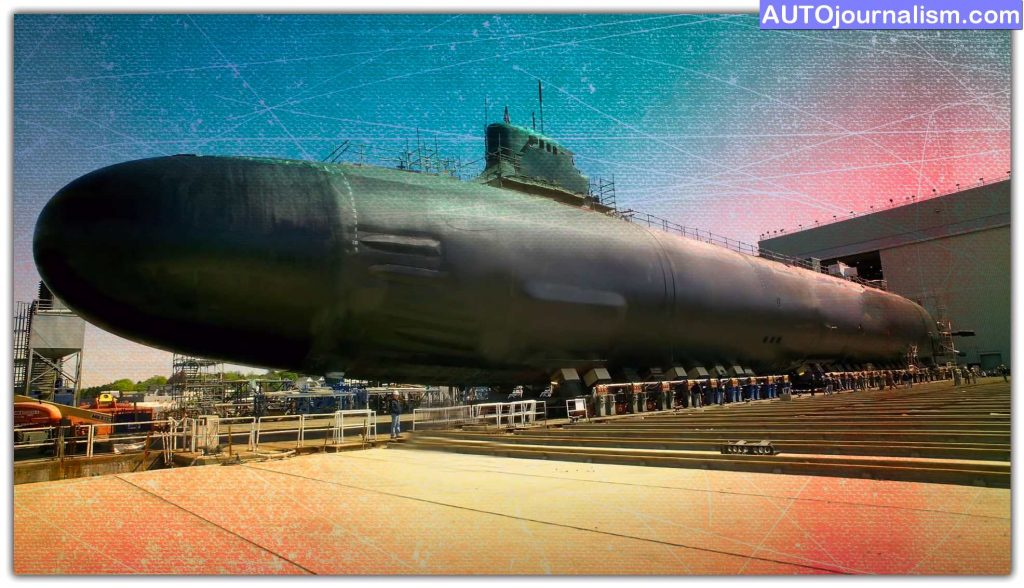 Top 10 Deepest Diving Operation Submarines in the World 2