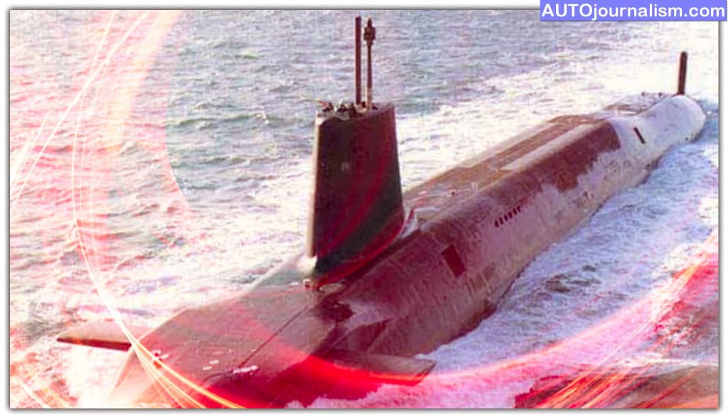 Top 10 Deepest Diving Operation Submarines in the World 4