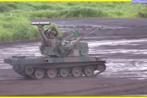 10 Best Self-Propelled Anti-Aircraft Guns In The World
