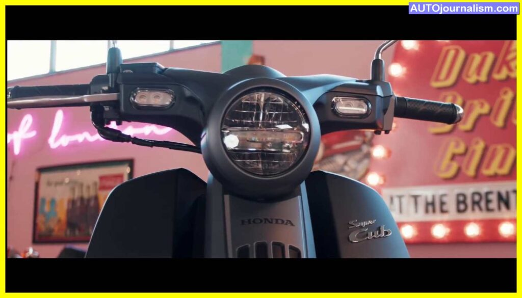 Honda-Monkey-Bike