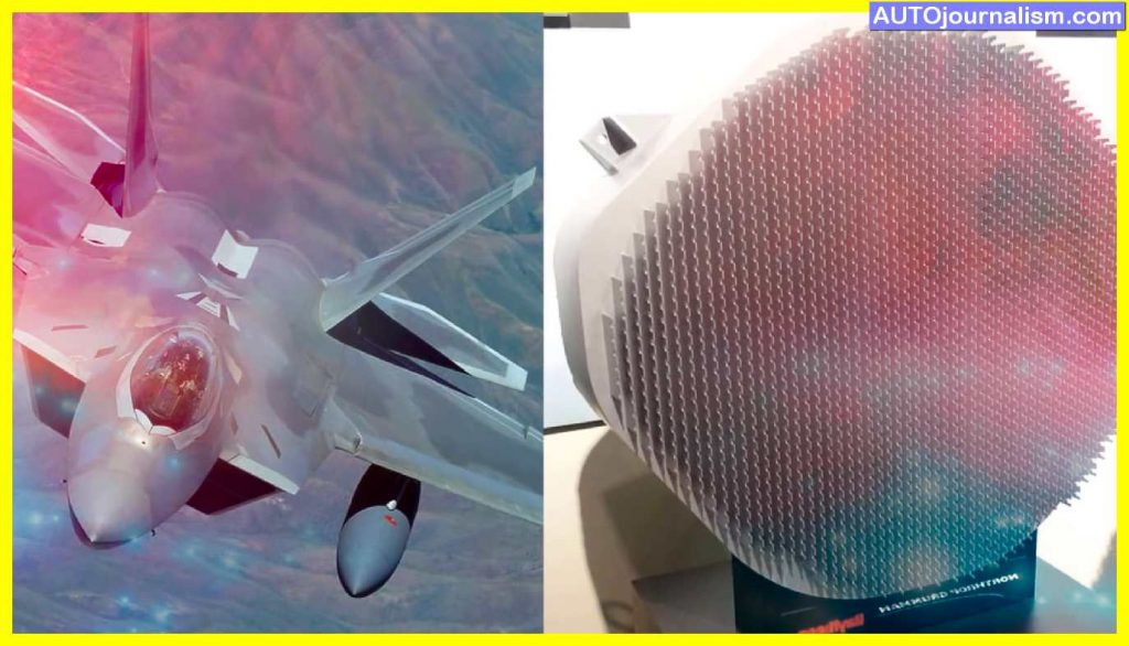 Top 10 Most Powerful Fighter Jet Radar System in the World