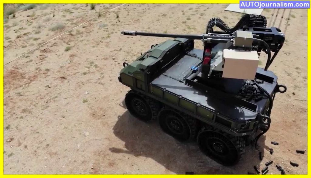 Top 10 best military robots in the world