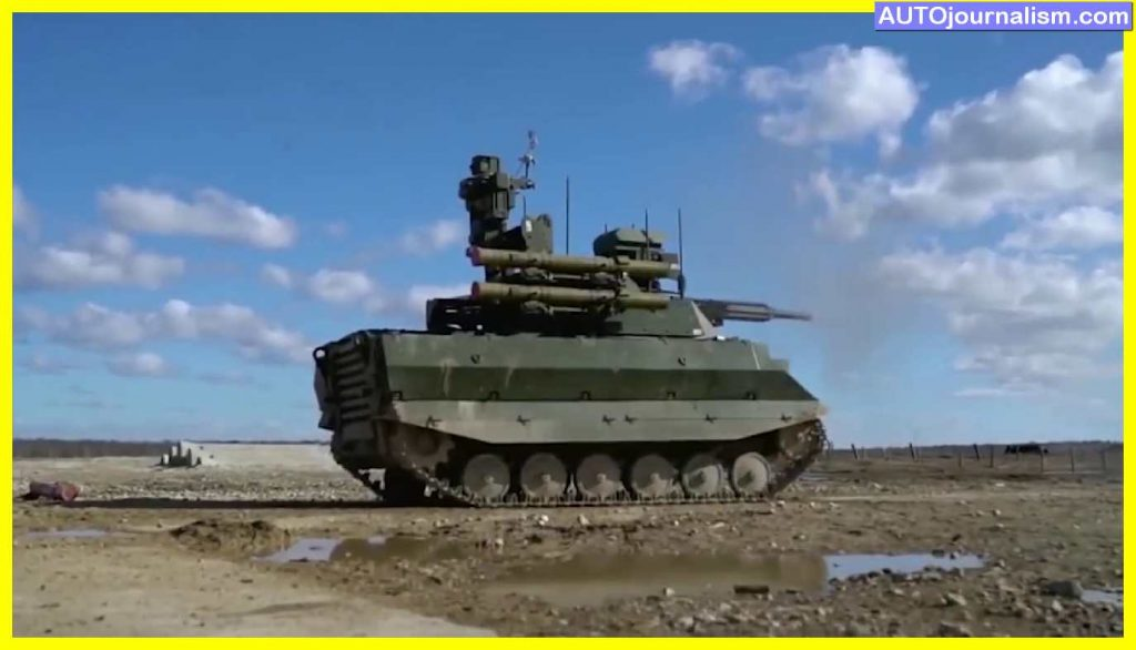 Top 10 best military robots in the world 8