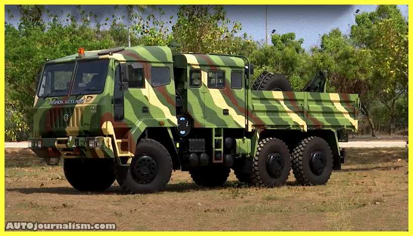 Top-10-Military-Trucks-In-India
